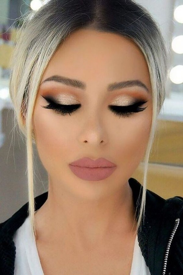 Amazing Christmas Party Makeup Ideas