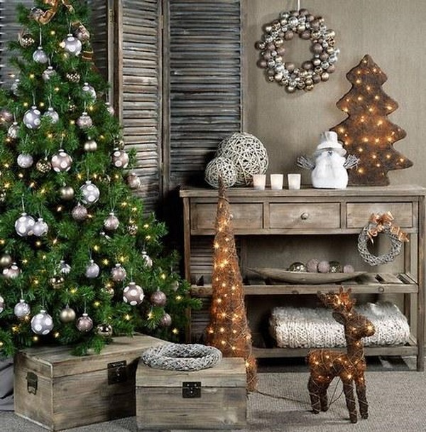 Christmas Window Decoration Ideas Home