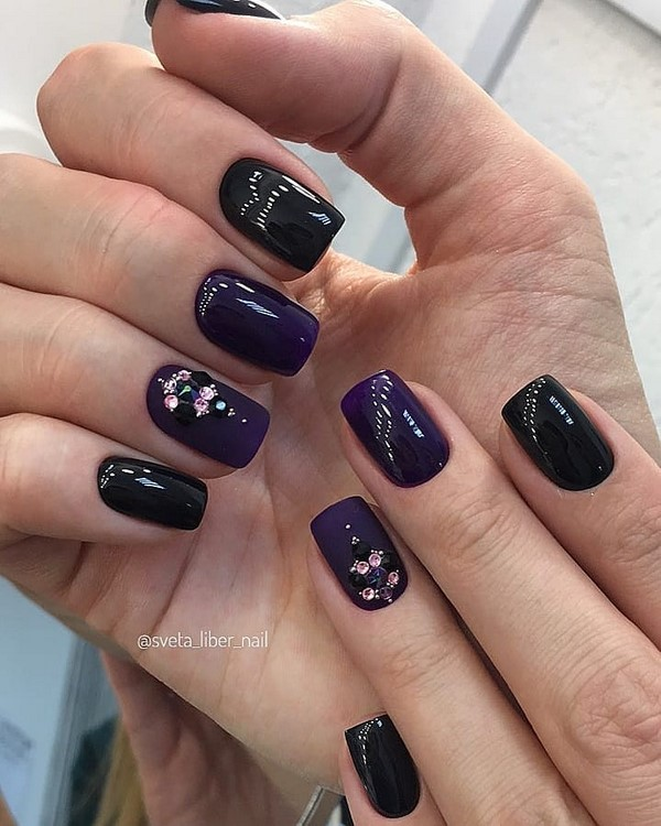 Cool & Stylish Winter Nails Get Inspireds