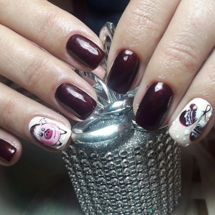 New Year S Nails Design Ideas 2019 Page 2 Of 63 Soflyme