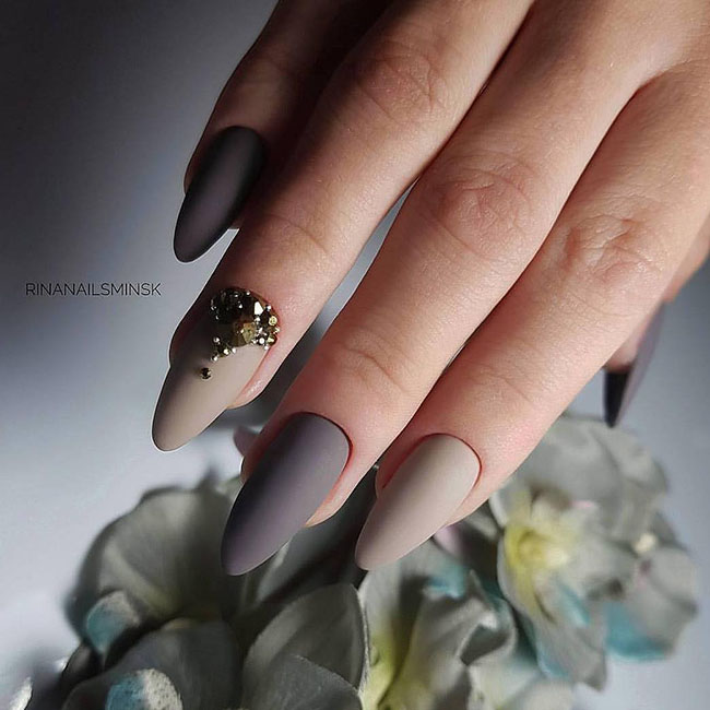 28 New Year S Stylish Nails Design Ideas 2019 Page 18 Of 34 Soflyme