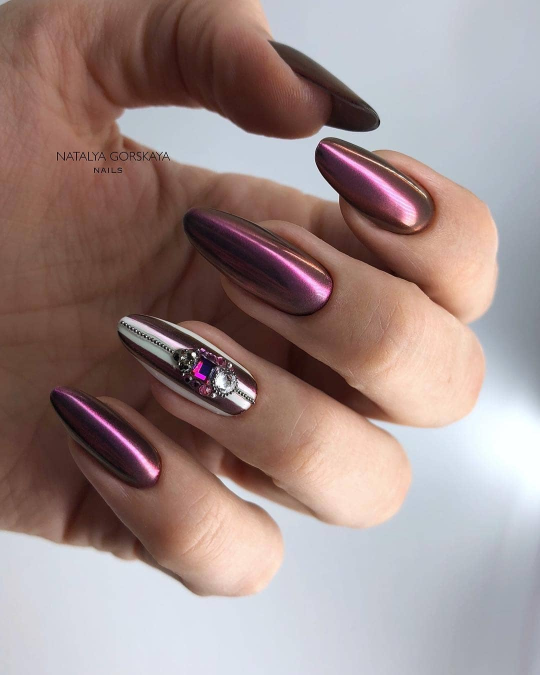 New Years Eve Nail Art Designs For Fun Holiday